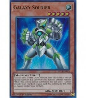 Guerrero Fósil Caballero del Cráneo - BLAR-SP007 - Rara Secreta